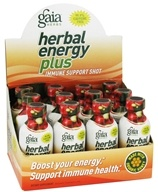 Herbal Energy Plus Immune Support Shot