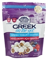 Greek On The Go Granola Bites