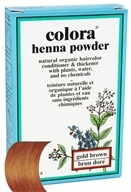 Henna Powder Natural Organic Hair Color