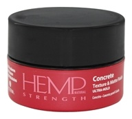 Hemp Hair Concrete