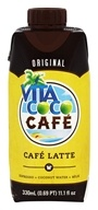 Cafe Latte Coconut Water Original Flavor