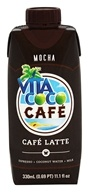 Cafe Latte Coconut Water