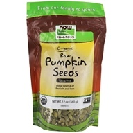 Pumpkin Seeds Certified Organic