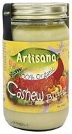 100% Organic Raw Cashew Butter