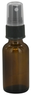 Wyndmere Naturals - Amber Glass Bottle with Mist Sprayer - 1 oz.