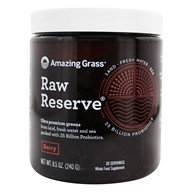 Raw Reserve Organic Green Superfood 30 Servings