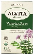 Organic Valerian Root Tea