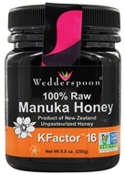 100% Raw Manuka Honey Unpasteurized KFactor 16