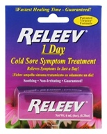 1 Day Cold Sore Symptom Treatment