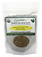 Organic Sprouting Red Clover Seed