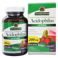 Acidophilus and Bifidum