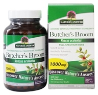 Butcher's Broom Root Single Herb Supplement