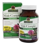 Male Complex Herbal Blend Supplement