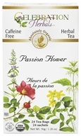 Organic Caffeine Free Passion Flower Herbal Tea