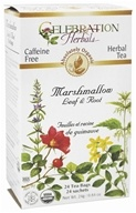 Organic Caffeine Free Marshmallow Leaf & Root Herbal Tea