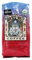 Wicked Wolf Organic Ground Coffee