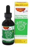 NDF Focus Tummy Brain Nurturing Herbal Drops