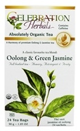 Organic Oolong & Green Jasmine Herbal Tea