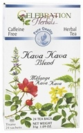 Pure Quality Caffeine Free Kava Kava Blend Herbal Tea