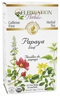 Organic Caffeine Free Papaya Leaf Herbal Tea