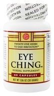 Eye Ching For Eye Health