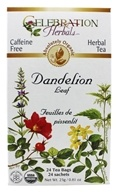 Organic Caffeine Free Dandelion Leaf Herbal Tea