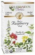 Organic Caffeine Free Red Raspberry Leaf Herbal Tea