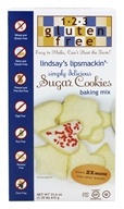Lindsay's Lipsmackin' Sugar Cookie Mix