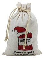 Zum Holiday Sachet Santa's Fun Bag