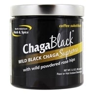 ChagaBlack Coffee Substitute