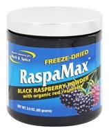Freeze-Dried RaspaMax Raspberry Powder