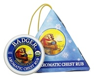 Aromatic Chest Rub Ornament