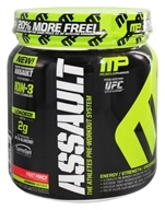 Assault Athletes Pre-Workout System Bonus Size