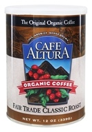 Organic Coffee Fair Trade Classic Roast