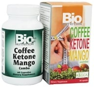 Coffee Ketone Mango Weight Loss Combo