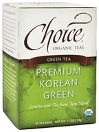 Premium Korean Green Tea