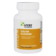 LuckyVitamin - Colon Cleanse - 60 Vegetarian Capsules