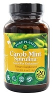Carob Mint Spirulina Endurance Support