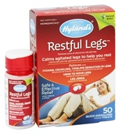 Hylands - Restful Legs - 50 Tablet(s)