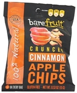 100% Natural Crunchy Apple Chips