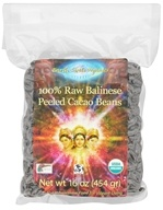 Organic 100% Raw Balinese Peeled Cacao Beans