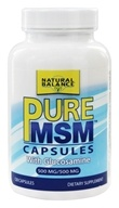 Pure MSM with Glucosamine