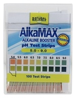 AlkaMax Alkaline Booster pH Papers