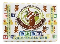Raw Goat Milk Skin Therapy Gentle Soap Bar