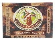 Raw Goat Milk Skin Therapy Body Soap Bar