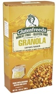 Granola Cereal Apple Almond Honey 4 Pack
