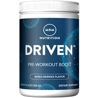 Driven 100% All Natural Pre-Workout Boost
