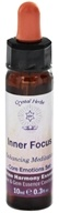 Crystal Herbs - Divine Harmony Essences Integrating Spirit Inner Focus - 0.3 oz.