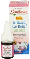 Kids Irritated Eye Relief Eye Drops