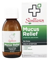 Mucus Relief Expectorant Syrup